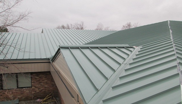 Roof Panels And Accessories Gray Amp Becker Construction